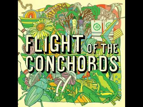 The Humans are Dead- Flight of the Conchords(FULL CD VERSION)