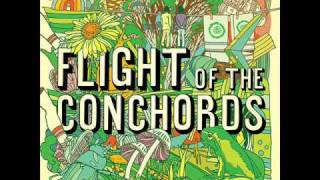Watch Flight Of The Conchords The Humans Are Dead video