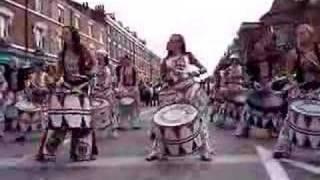 Batala Banda De Percussao Drums Liverpool Hope Street