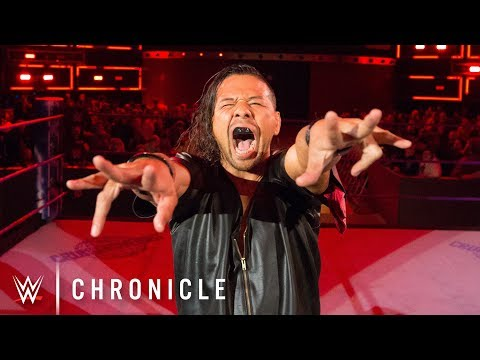 Nakamura's strange and wonderful WrestleMania journey: WWE Chronicle