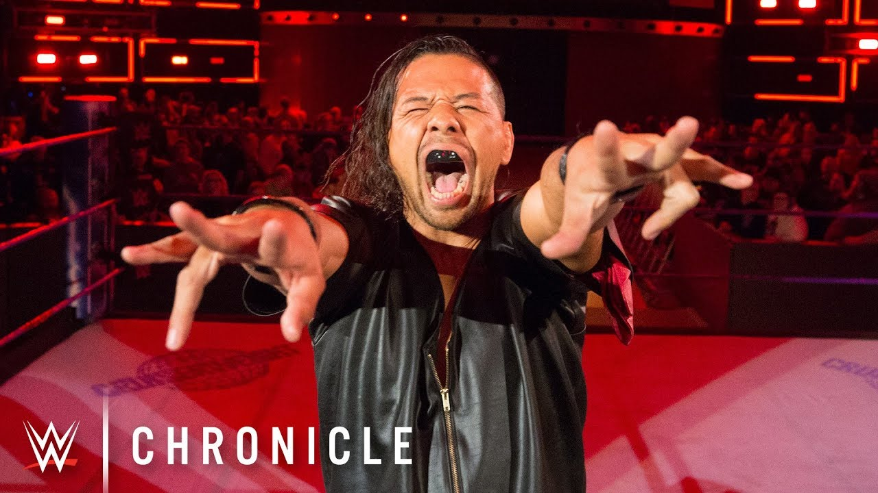 Nakamura's strange and wonderful WrestleMania journey: WWE Chronicle #1