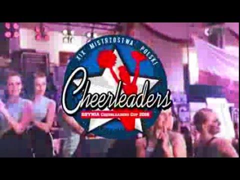 XIX Mistrzostwa Polski Cheerleaders   Gdynia Cheerleaders Cup 2016, Gdynia 09 10 kwietnia 2016 part3
