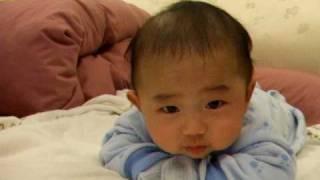 超可愛嬰兒 威力 抬頭篇 看了 讓人超想生bb
