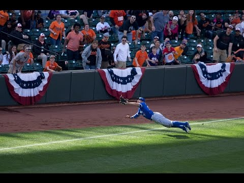 MLB Top Plays April 2015
