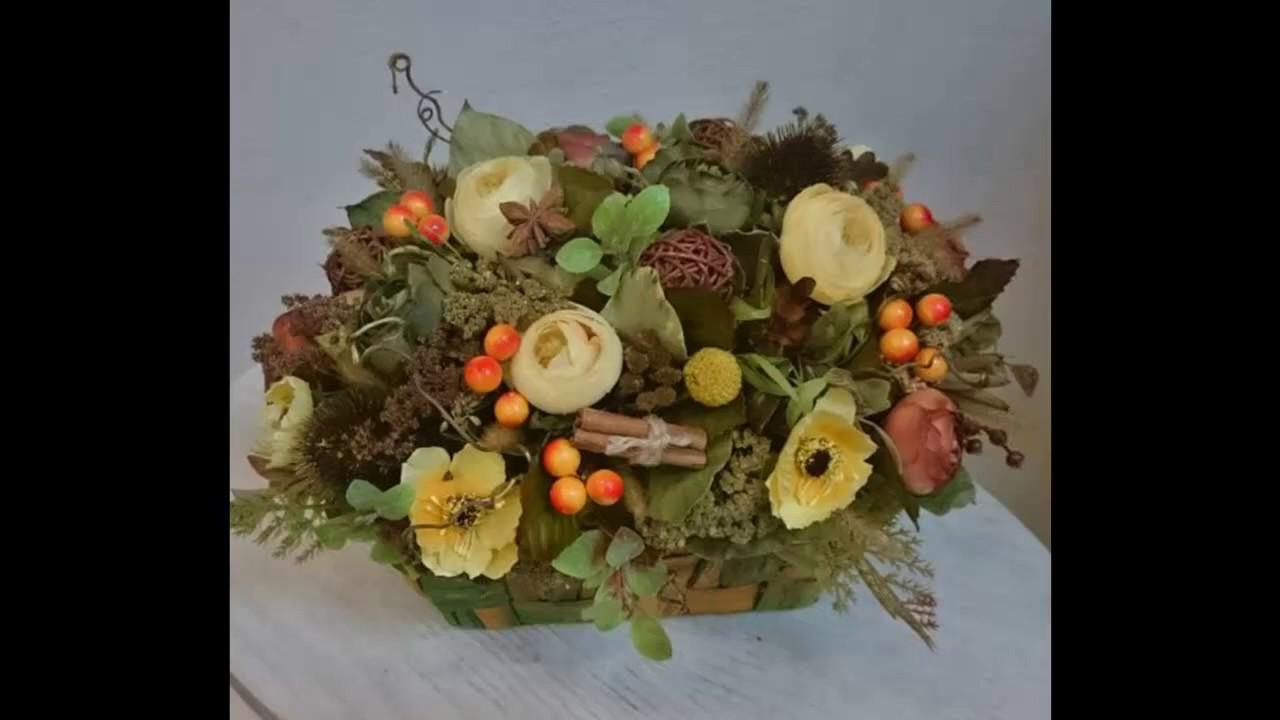 Осенние цветы своими руками для школы фото 105