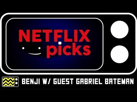 Discussing Benji w Guest Gabriel Bateman  Netflix Picks  AfterBuzz TV