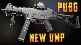 NEW UMP THE BEST (PUBG TEST SERVER 04.26.)