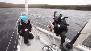 World on Water January13 17 Sailing News TV.  Learn Anchoring, Couta Boats, Vendee, more