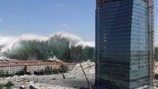 цунами смотреть видео