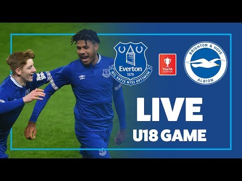 BLUES WIN YOUTH CUP TIE AT GOODISON! | EVERTON 2-0 BRIGHTON & HOVE ALBION