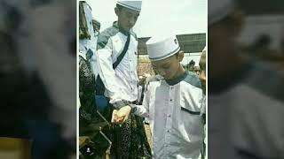 Moment Kebersamaan UPIN IPIN (mas Hafidz dan mas Azmi)