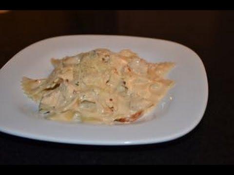Creamy Bowtie Pasta