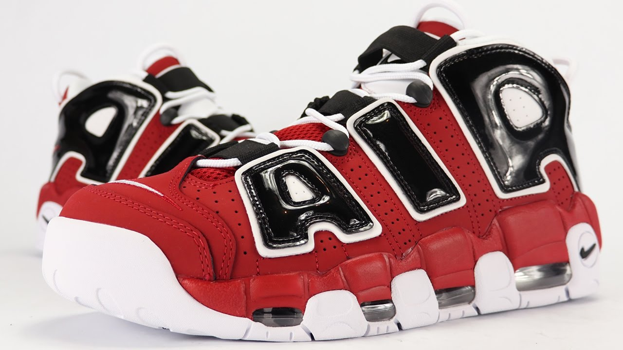 064a7ea6e1 Nike Air More Uptempo Bulls Release Date | SneakerFiles