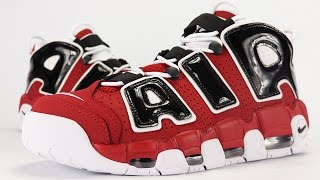 Nike Air More Uptempo Bulls Review + On Feet 4773402bf