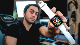 AH ŞU ÇILGIN ÇİNLİLER !! (En Kaliteli Çakma Apple Watch 5) - TR'de İlk