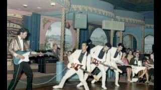Tielman Brothers - Green Grass Of Home (Loulou sings)