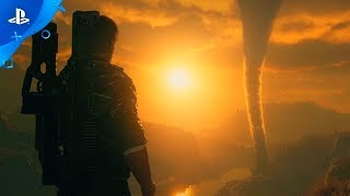 Just Cause 4 - Official Panoramic Gameplay Trailer PGW (PS4 2018)