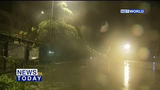 Super Typhoon Mangkhut slams into south China