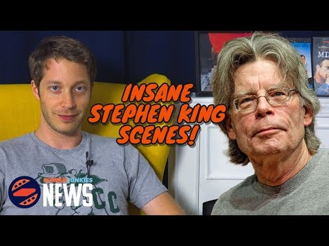 Download Youtube: Most Insane Stephen King Book Moments! - Special Features