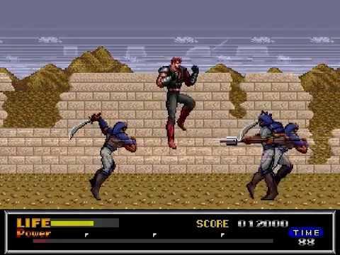 Jouez à Last Battle sur Sega Megadrive avec nos Bartops Arcade et Consoles Retrogaming