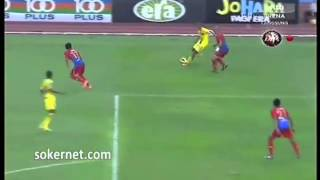 Pahang (2 - 1) Johor JDT Piala FA 2013 - Separuh Akhir kedua 1.6.2013
