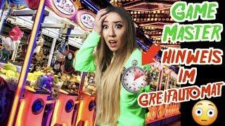 LÖSCHT GAME MASTER wirklich MEINE YOUTUBE VIDEOS (GREIFAUTOMAT Challenge NEUE Hinweise)