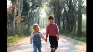 Bjarte Leithaug - Barn på vandring
