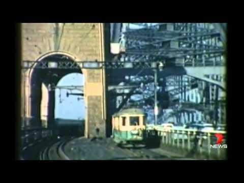 Seven News Sydney - Flashback: Sydney Trams (22/2/2014)