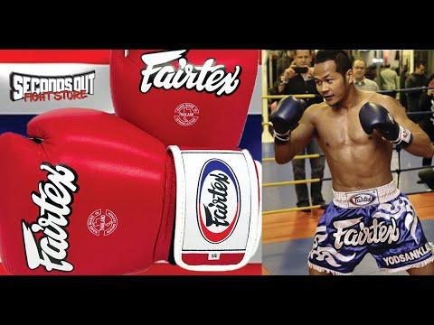 Fairtex BGV1 Boxing Gloves Review - One Of Thailand's All Time Classic Muay Thai Gloves