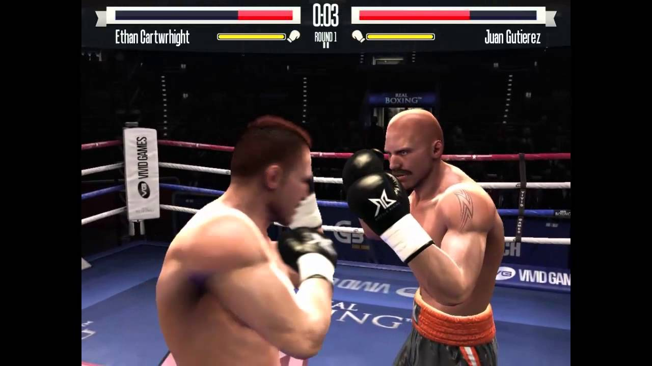 Boxing Games For Xbox One : Real boxing xbox one gameplay youtube