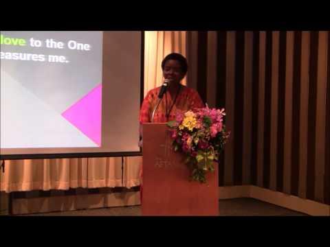 APWC2016 A Woman who Fears the Lord by Stephanie Mahiaini