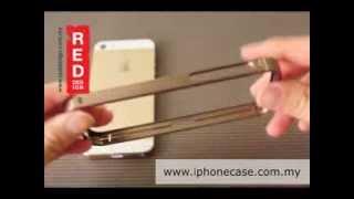 capdase alumor bumper duo frame for iphone 5 iphone 5s