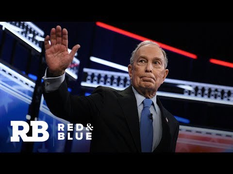 Bloomberg Under Attack During Democratic Debate Over His Record, Non Disclosure Agreements