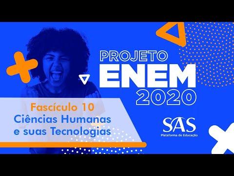 Fascículo 10 | Ciências Humanas e suas Tecnologias