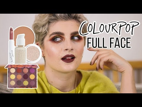COLOURPOP: FULL FACE OF FIRST IMPRESSIONS | Raquel Mendes thumbnail
