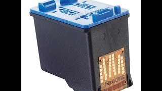 Cartucce Inkjet HP Nero: Istruzioni di Ricarica