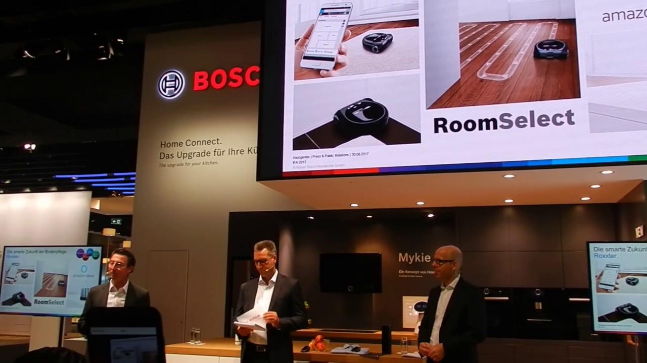 ifa highlights 2017 bosch youtube. Black Bedroom Furniture Sets. Home Design Ideas