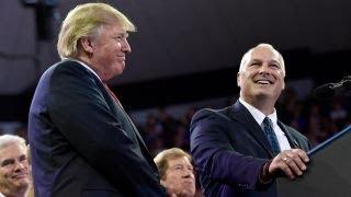 Trump stumps for Pete Stauber in Minnesota