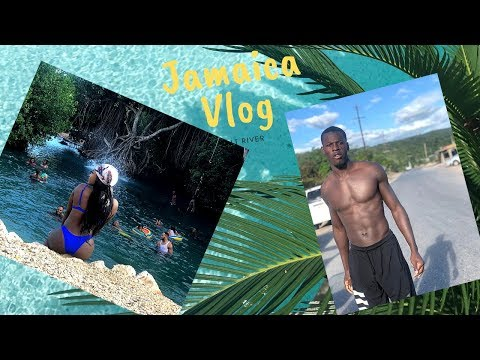 TRAVEL VLOG : WE CELEBRATED THE NEW YEAR IN JAMAICA !| SALT RIVER