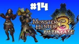 Pelaillaan - Monster Hunter 3 Ultimate #14 (Lagiacrus)