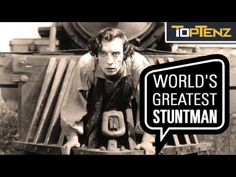 10 Reasons Buster Keaton Was a Badass Stuntman