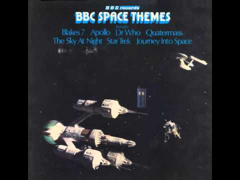 Frank Weir - Journey Into Space - BBC Space Themes