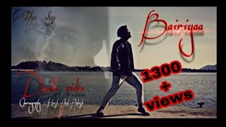 Bairiyaa / Atif aslam / song / Dance / by / Harsh Vaishnav / free style ( harsh style)  / ✌✌