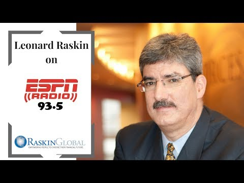 Small Spendings Can Become Lost Wealth | Finance Expert Leonard Raskin LIVE from Illinois