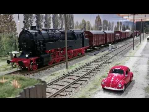 Modell Hobby Spiel 2019  LGB / Spur 1 / Modellbahn / Gartenbahn    Teil 1/2    Part 1/2