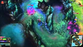 [HIGH ELO] Zed Unofficial Penta turns around Teamfight AND wins the Game thumbnail