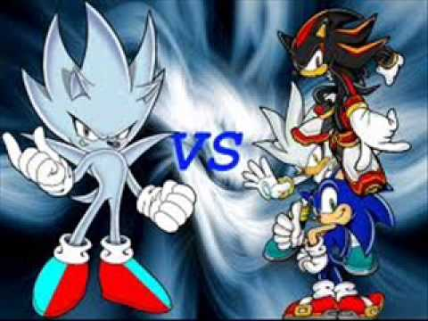 Sonic V.S Nazo necesito voces (Shadow y Knuckles) (CERRO ...