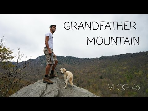 Found a Plane Crash in the Woods While Hiking Grandfather Mountain | MOTM VLOG #46