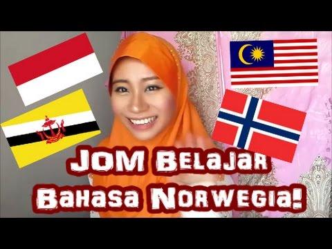 Jom Belajar Bahasa Norwegia!