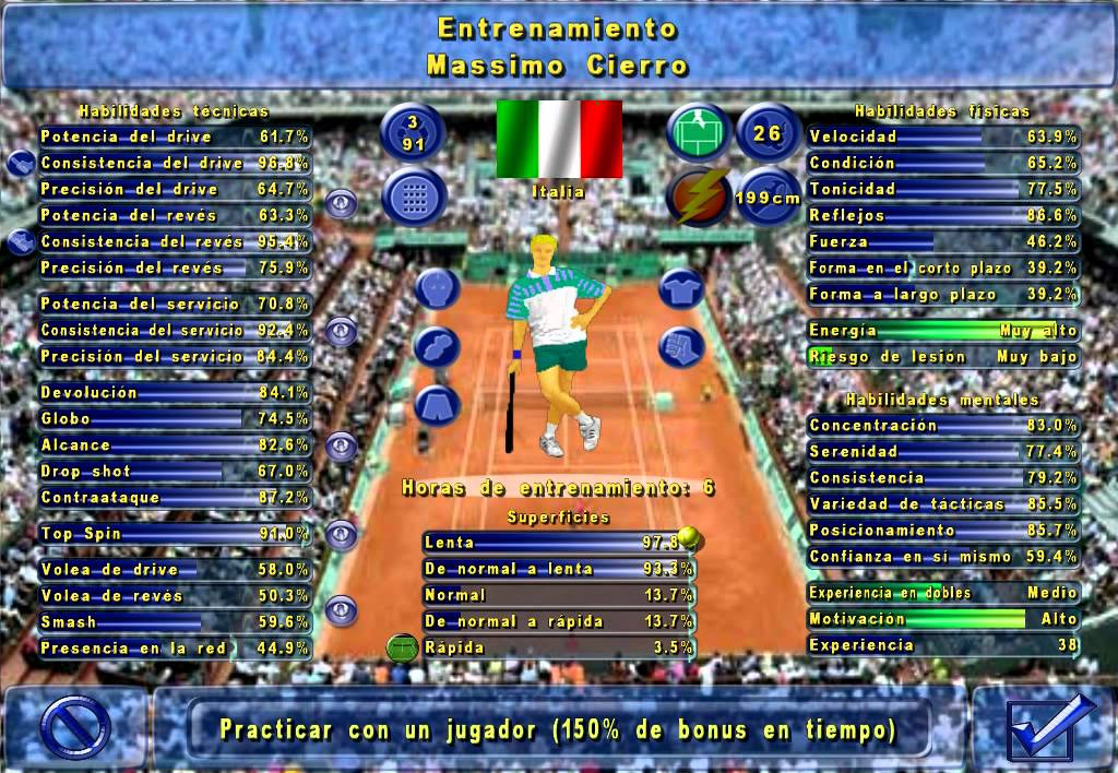 tennis elbow manager download free full version